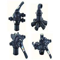 Multiport Valve For different Types Of Filtration
